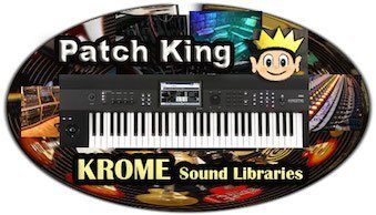 Korg krome synth sounds patches