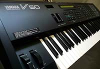 Yamaha V50 Sounds and Patches