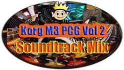 Kid Nepro Korg M3 Volume 2 filmzene/videójáték hangkészlet
