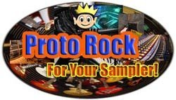proto rock for samplers