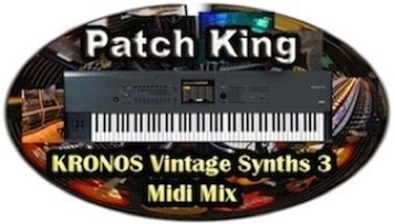 Korg Kronos Sounds V12 Midi Mix